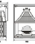 kaminad,ahjud,pliidid,katlad,saunaahjud,korstnad,korsten,moodulkorstnad